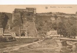 CPA - Belgique - Bouillon - Pont De France Et Château - Bouillon