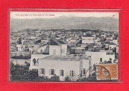 LIBAN-CPA BEYROUTH - VUE GENERALE - Liban