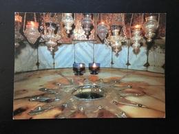 Israel Estrella De Plata Altar De La Natividad Belen - Israel