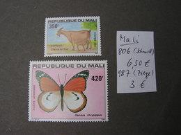 Mali Fauna Lot 187, 807   ** MNH  € 9,50 - Mali (1959-...)