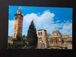 Israel Jerusalen Iglesia Del Santo Sepulcro - Israel