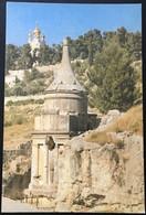 Israel Jerusalem Abshalom Tomb - Israel