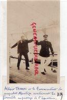 03- DOMPIERRE-BRESIL VOYAGE AMERIQUE-PIERRE PERRIN RIO JANEIRO 1920-ALBERT THOMAS-EQUATEUR MENDOZA PAQUEBOT SAMARA- - Personnes Identifiées