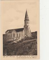 ANNECY  -  LE MONASTERE DE LA VISITATION Et LA FORÊT DU CRÊT DU MAURE  - Cliché L.L - EditionC.A.P. De CStrasbourg N°483 - Annecy