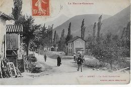 ASPET( La Haute Garonne ) : La Gare Sarradère (1910) Labouche - France