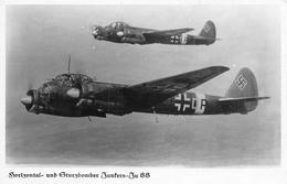 Horizontal Und Sturzbomber Junkers  JU 88 - 1939-1945: 2ème Guerre