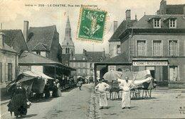 LA CHATRE (MARCHE) - La Chatre