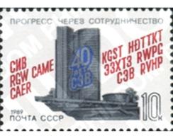 Ref. 358020 * MNH * - SOVIET UNION. 1989. 40 ANIVERSARIO - 1923-1991 UdSSR