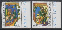 Vatican City 1980 Alberto Magno 2v ** Mnh (42717) - Ongebruikt