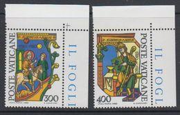 Vatican City 1980 Alberto Magno 2v (corner) ** Mnh (42717A) - Ongebruikt