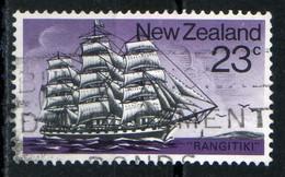 Nouvelle Zélande 1970 Rangitiki Boat Bateau 23c - Nouvelle-Zélande