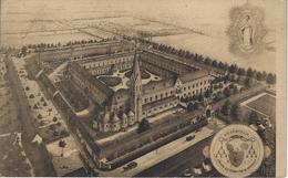 Westmalle.  -   Cistercienzer Abdij  ( Trappisten. )   De Abdij In Vogelvlucht  -   1923   Naar   Wenduyne - Malle