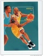 Angola 1996-Basket M Jakson-JO Atlante-B21***MNH - Sommer 1996: Atlanta