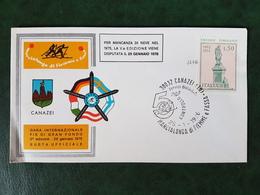 (38303) STORIA POSTALE ITALIA 1976 - 6. 1946-.. Repubblica