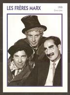 PORTRAIT DE STAR 1935 ETATS UNIS USA - ACTEUR LES FRERES MARX - ACTOR CINEMA - Fotos