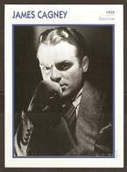 PORTRAIT DE STAR 1935 ETATS UNIS USA - ACTEUR JAMES CAGNEY - ACTOR CINEMA - Fotos