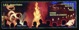 ANDORRA Spanish/Spanische 2018 Les Festesdel Foc... - Spanish Andorra