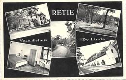 Retie NA4: Vakantiehuis De Linde - Retie