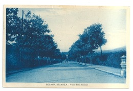 BESANA BRIANZA - Viale Della Stazione - Monza