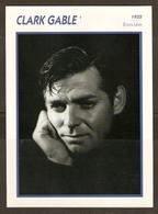PORTRAIT DE STAR 1935 ETATS UNIS USA - ACTEUR CLARK GABLE - ACTOR CINEMA - Fotos