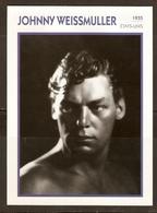 PORTRAIT DE STAR 1935 ETATS UNIS USA - ACTEUR JOHNNY WEISSMULLER - ACTOR CINEMA - Fotos