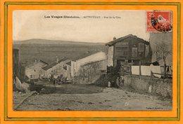CPA - AUTREVILLE  (88) - Aspect De La Rue De La Côte En 1911 - France