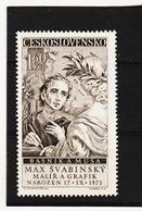 Post208 TSCHECHOSLOWAKEI CSSR 1958 MICHL 1092 ** Postfrisch SIEHE ABBILDUNG - Tschechoslowakei/CSSR