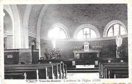Vaux-les-Rosières NA2: L'intérieur De L'Eglise 1939 - Vaux-sur-Sûre