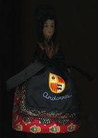 POUPEE FOLKLORIQUE  ANDORRA - Dolls