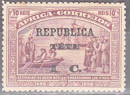 TETE       SCOTT NO. 11     MINT HINGED      YEAR  1913 - Tete