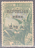 TETE       SCOTT NO. 12     MINT HINGED      YEAR  1913 - Tete