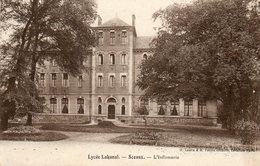 Sceaux    Lycee LAKANAL    L Infirmerie - Sceaux