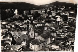 (CPSM) EN AVION AU DESSUS DE VIVEROLS PLACE DE L'EGLISE,DETAILS A VOIR !!!   REF 59928 - Autres Communes