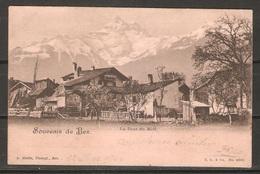 Carte P De 1900 ( Suisse / Bex  ) - VD Vaud