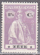 TETE       SCOTT NO. 30     MINT HINGED     YEAR  1914 - Tete