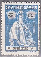 TETE       SCOTT NO. 31     MINT HINGED     YEAR  1914 - Tete