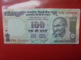 "INDE 100 RUPEES ""GANDHI"" CIRCULER - Inde"