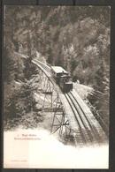 Carte P ( Suisse / Rigi-Bahn / Schnurtobelbrücke  ) - Trenes