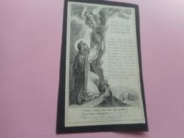D.P.-PAULINA LANNOO °THOUROUT +ALDAAR 12-4-1879-28 JAREN - Godsdienst & Esoterisme