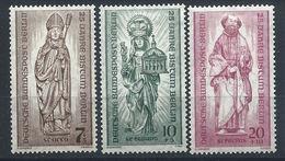 Allemagne Berlin N°117/19* (MH) 1955 - Évêché De Berlin - [5] Berlin