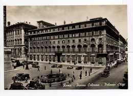 - CPSM ROMA (Italie) - Piazza Colonna - Palazzo Chigi - Ediz. Enrico Verdesi N° 6 - - Places & Squares