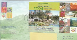 Hong Kong Anno 2003 -  Hong Kong 2004  - Yvert Bf. 110 - 1997-... Région Administrative Chinoise