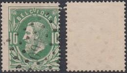 """Belgique - COB 30 Oblitération LP """"160"""" Gand - Faubourg De Bruges (DD) DC3188 - 1869-1883 Leopold II"""