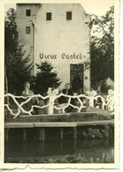 Set Van 11 Foto's Vieux Castel Zoete Waters Oud-Heverlee Spaans Dak Vieux-Heverle Eaux Douces 1950 - Lieux