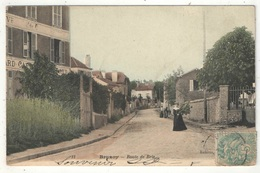 91 - BRUNOY - Route De Brie - Renoux 12 - 1906 - Brunoy