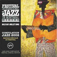 Compilation Festival Internation De Jazz De Montreal 2002 - Jazz
