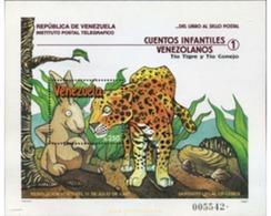 Ref. 151062 * MNH * - VENEZUELA. 1997. TIO TIGRE Y TIO CONEJO - Venezuela