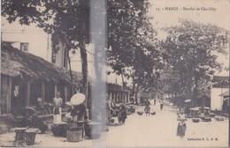 CPA   HANOÏ  MARCHE DE CÂU-GIÂY - Viêt-Nam