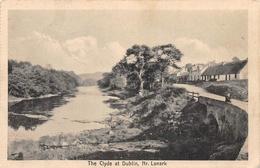 The Clyde At Dublin Nr Lanark Ireland - Dublin