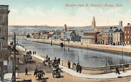 Shandon From St Patrick's Bridge Cork Ireland - Cork